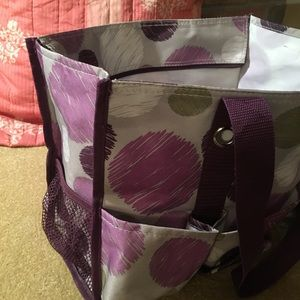 thirty-one Bags - Thirty one organizing zip top utility tote